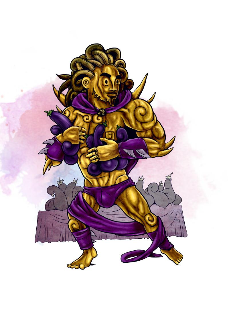 Pyx as the Dragon of Generosity