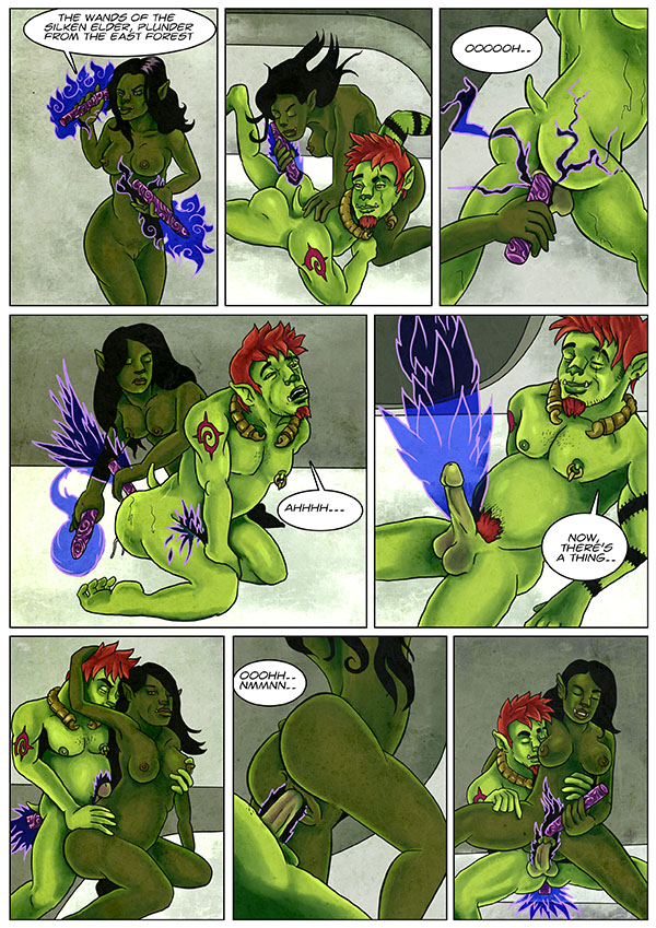 The Sorcerer page 5